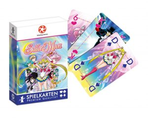 Sailor Moon Number 1 Spielkarten