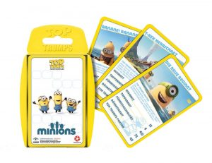 Minions Kartenspiel Top Trumps *Deutsche Version*