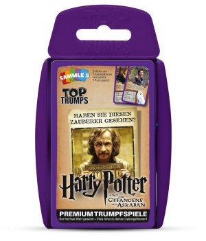 Harry Potter i el presoner d'Azkaban Top Trumps