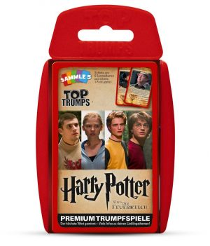 Harry Potter i la copa Top Trumps