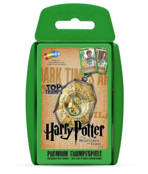 Harry Potter i la reialesa de la mort 1 Top Trumps