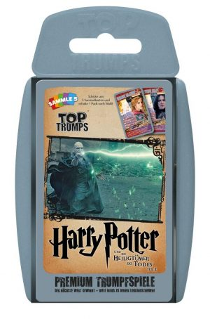 Harry Potter i la reialesa de la mort 2 Top Trumps