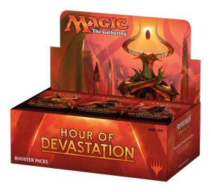 Magic the Gathering Hour of Devastation Booster Display (36) englisch