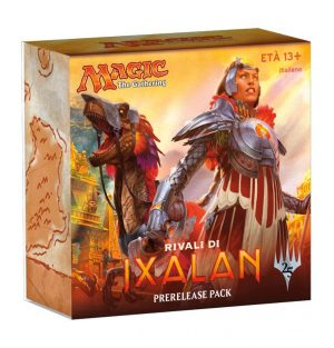 Magic the Gathering Rivali di Ixalan Prerelease Pack italienisch