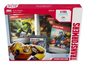 Transformers TCG Autobots Starter Sets Display (6) englisch
