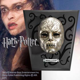 Harry Potter Death Eater Mask Bellatrix