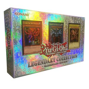 Yu-Gi-Oh! Box Set Legendary Collection 1 Gameboard Edition *Deutsche Version*