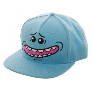 Rick & Morty Hip Hop Cap Mr. Meeseeks