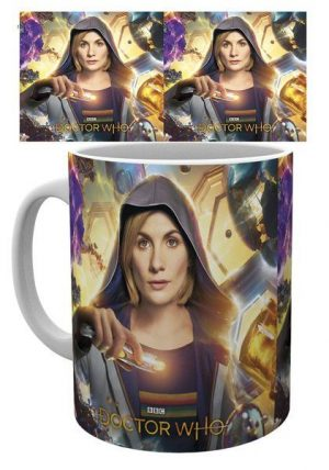 Doctor Who Tasse Universe Calling