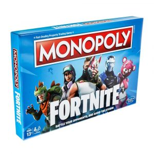 Fortnite Brettspiel Monopoly *Englische Version*