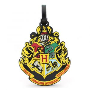 Harry Potter Gummi-Kofferanhänger Hogwarts New Ver.