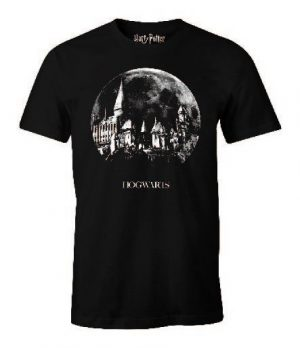 Harry Potter Castle Hogwarts T-Shirt