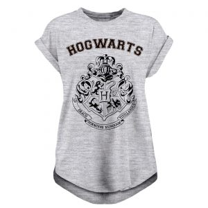 Harry Potter Girlie T-Shirt Hogwarts Crest