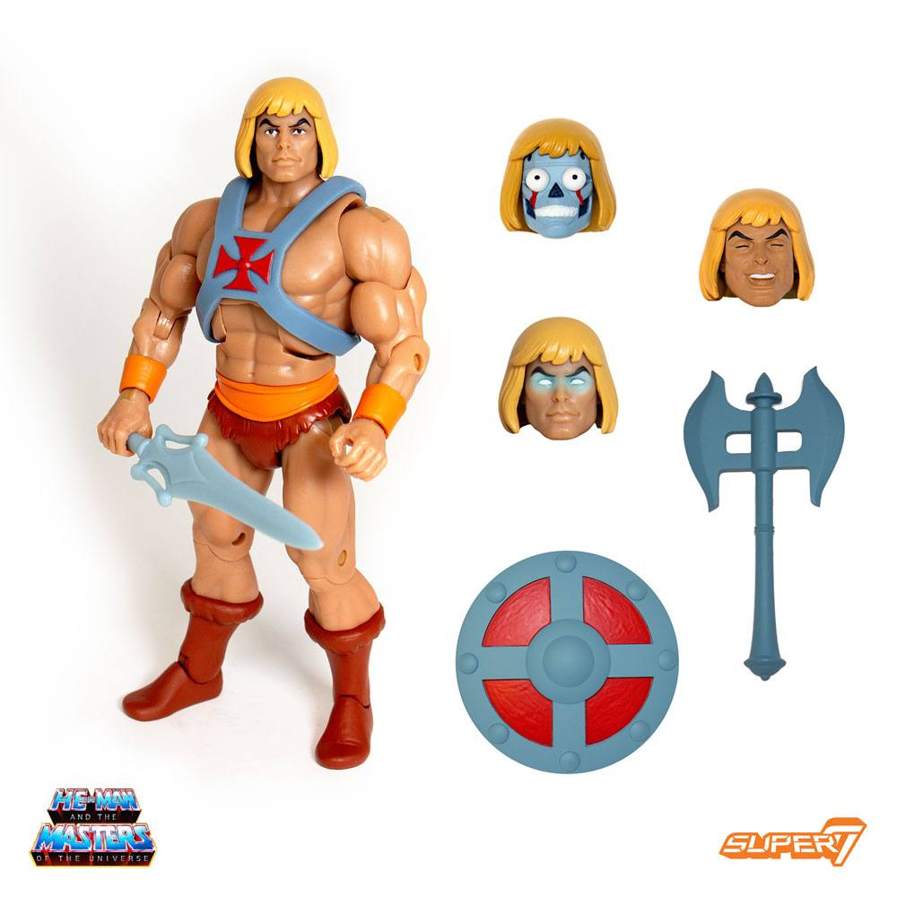 Masters Of The Universe Classics Action Figure Club