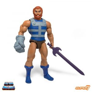 Masters of the Universe Clasic Acțiune Figura Clubul Grayskull Wave 3 Fisto 18 cm