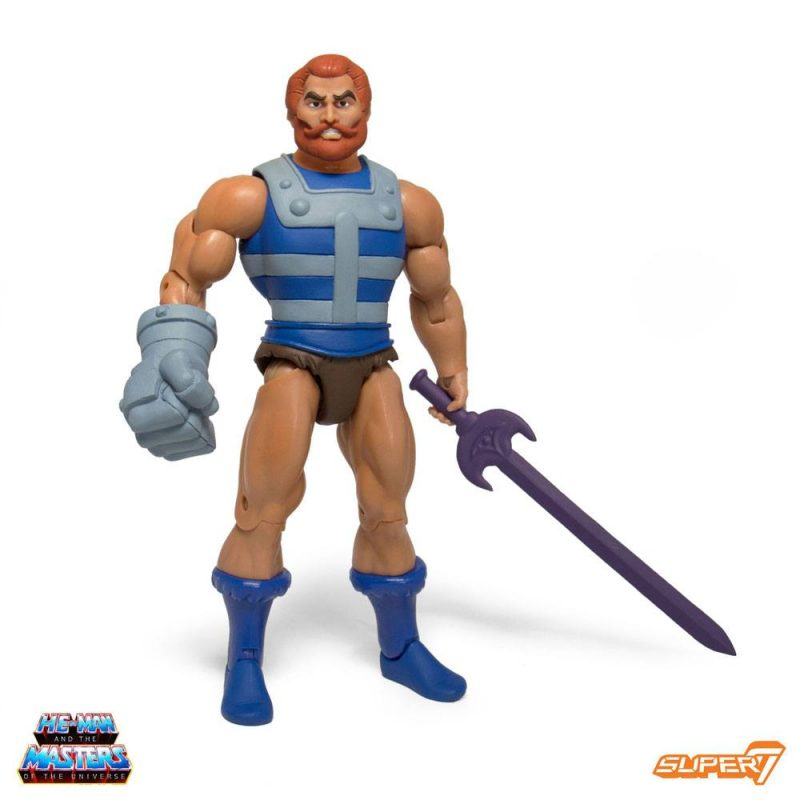 Masters of the Universe Classics Actionfigur Club Grayskull Wave 3 Fisto 18 cm