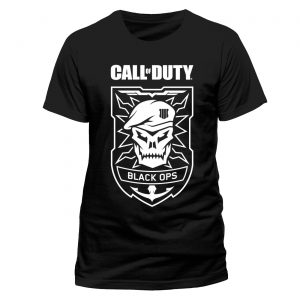 Call of Duty Black Ops 4 T-Shirt Skull