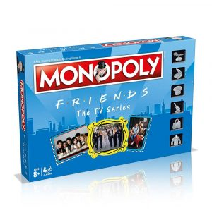 Friends Brettspiel Monopoly *Englische Version*