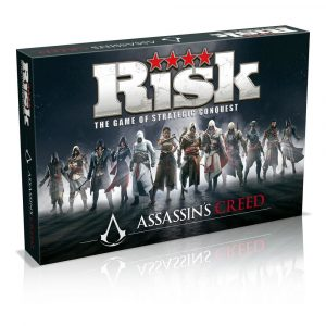 Assassin's Creed Brettspiel Risiko *Englische Version*