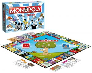 Monopoly Brettspiel Ruthe-Edition *Deutsche Version*