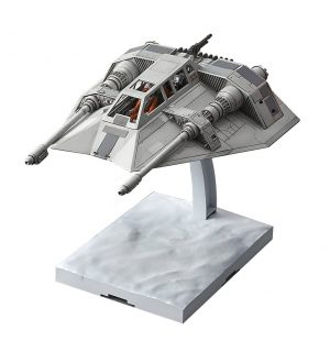 Star Wars Plastic Model Kit 1 / 48 Snowspeeder
