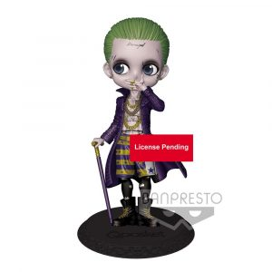 Suicide Squad Q Posket Minifigur Joker A Normal Color Version 14 cm