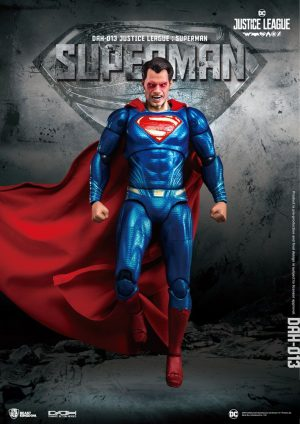 Justice League Dynamic 8ction Heroes Actionfigur 1/9 Superman 20 cm