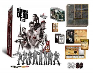 Walking Dead Board Game No Sanctuary * angleščina različica *
