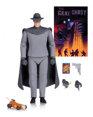 Batman The Animated Series Actionfigur Gray Ghost 16 cm