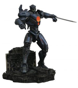 Pacific Rim Uprising Gallery PVC Statue Gipsy Avenger 25 cm