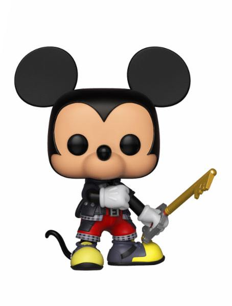 Kingdom Hearts 3 POP! Disney Vinyl Figur Mickey 9 cm