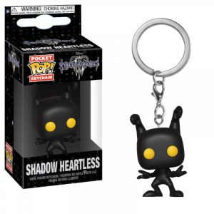 Kingdom Hearts 3 Pocket POP! Llençol de vinil Ombra sense cor 4 cm