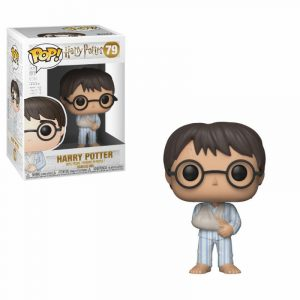 Harry Potter POP! Pel·lícules Figura de vinil Harry Potter (PJ) 9 cm