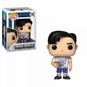 Riverdale Dream Sequence POP! Televizija Vinyl Slika Reggie v nogometni uniformi 9 cm