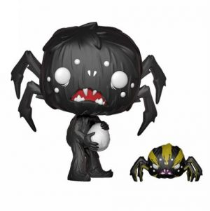 Don't Starve POP! Games Vinyl Figur Webber & Spider 9 cm