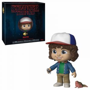 Stranger Things 5 Star Vinyl Figure Dustin 8 سينٽر