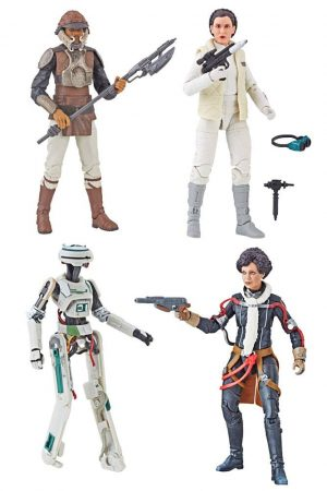Star Wars Black Series Actionfiguren 15 cm 2018 Wave 5 Sortiment (8)