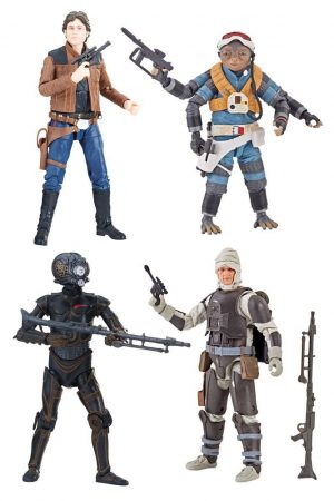 Star Wars Black Series Actionfiguren 15 cm 2018 Wave 6 Sortiment (8)