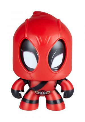 Marvel Mighty Muggs Figura 2018 Deadpool 9 cm