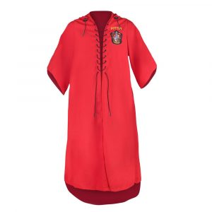 Harry Potter Customizable Quidditch Robe Gryffindor