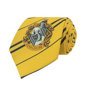 Harry Potter tie Hufflepuff house grb