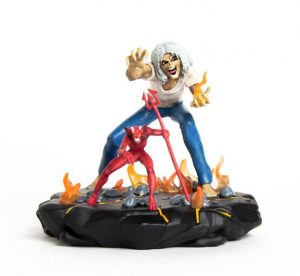 Iron Maiden Legacy of the Beast Estàtua de PVC 1 / 24 Number of the Beast Eddie 10 cm
