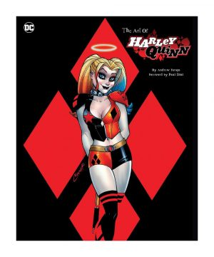 DC Comics Artbook The Art of Harley Quinn *Englische Version*
