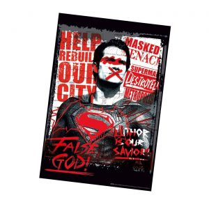 Batman v Superman Puzzle Superman Graffiti (200 Teile)