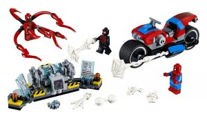 LEGO® Marvel Super Heroes ™ Spider-Man Motorcycle Rescue
