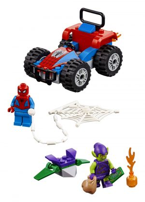 Chasse Spider-Man LEGO® Marvel Super Heroes ™