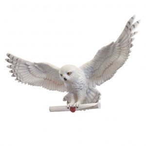 Harry Potter Wandschmuck Hedwig 46 cm