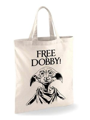 Borsa de transport de Harry Potter Dobby lliure