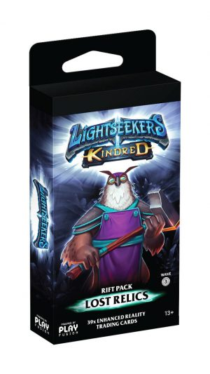 Lightseeker's TCG Wave 3 Kindred Rift Packs Izgubljeni reliksi (10) English