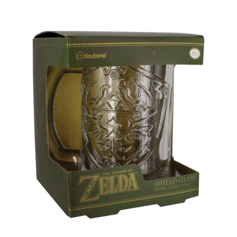 Legend of Zelda Bierkrug Hylian Shield